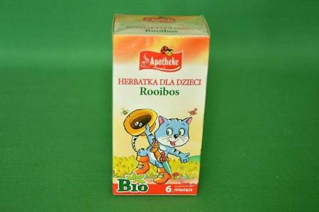 Herbatka dla dzieci Rooibos 30g