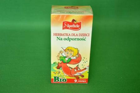 Herbatka dla dzieci Na Odporność 30g