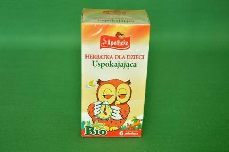 Herbatka dla dzieci Uspokajająca 30g