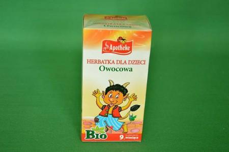 Herbatka Owocowa dla dzieci 30g