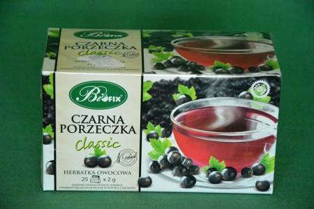 Herbata Czarna Porzeczka 50g