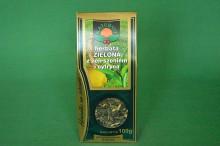Herbata Zielona z Żeńszeniem i Cytryną 100g