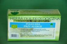 Herbata Polecana przy Alergii 40g