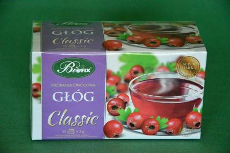 Herbata Owocowa Głóg 50g