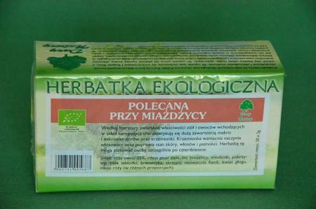 Herbata Polecana przy Miażdżycy 40g