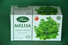 Herbata Ziołowa Melisa 40g