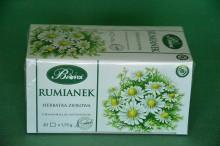 Herbata Ziołowa Rumianek 40g