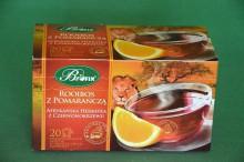 Herbata Rooibos z Pomarańczą