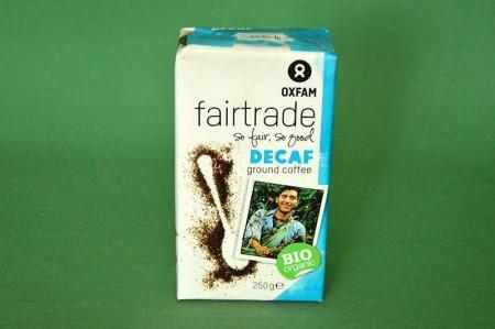 Kawa Bezkofeinowa Fairtrade 250g