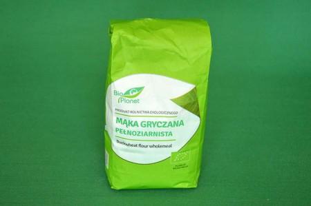 Mąka Gryczana Pełnoziarnista 500g
