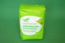 Mąka Gryczana Pełnoziarnista 1kg