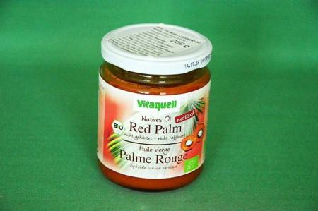 Olej z Czerwonej Palmy 200g