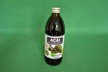 Sok z Owoców Acai 0,5 l