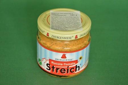 Pasta Słonecznikowa z Rukolą i Pomidorami 180g
