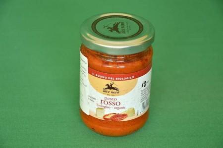 Pesto Czerwone z Suszonych Pomidorów 130g