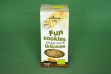 Ciastka Orkiszowe Fun Cookies 120g