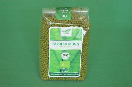 Fasolka Mung 400g