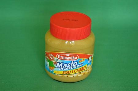 Masło Orzechowe bez soli 350g