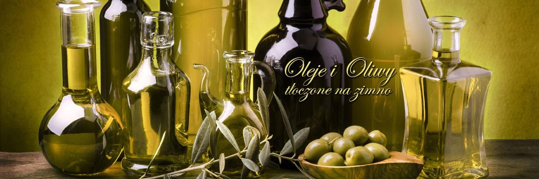 Oleje i oliwy tłoczone na zimno